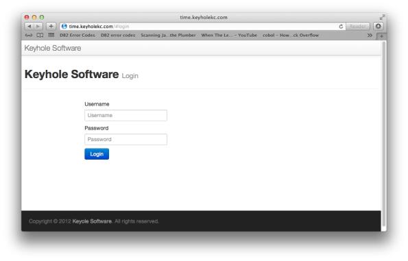 LDAP-based Authentication